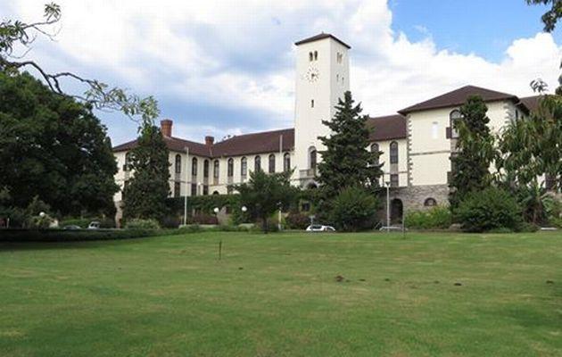 Rhodes University images