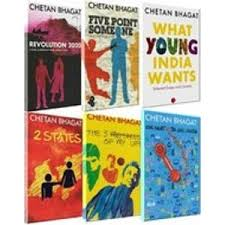 chetan novel